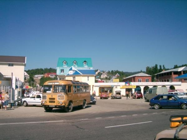 Фото  №3. Россия, Краснодарский край, Лермонтово, Тенгинская улица
