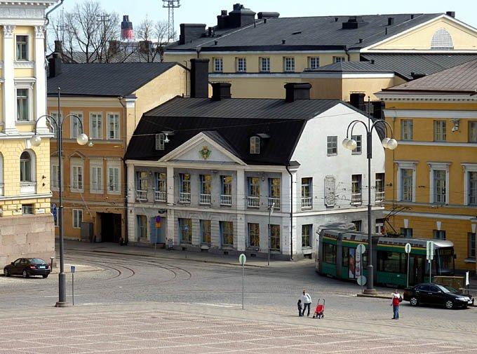 Фото Дом купца Седерхольма. Финляндия, Алексантеринкату, 18