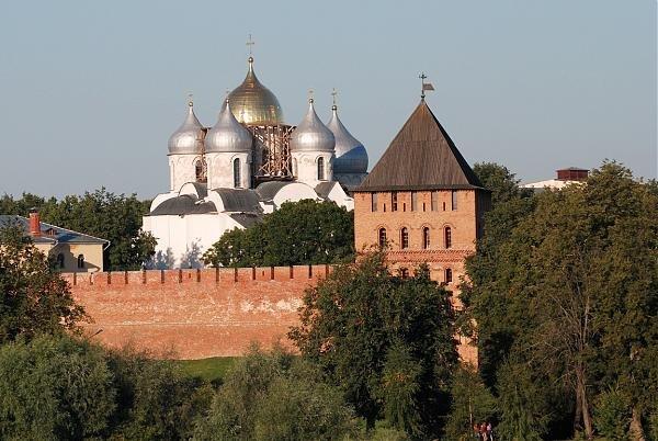 Фото  №1. Россия, Новгородская область, город Великий Новгород