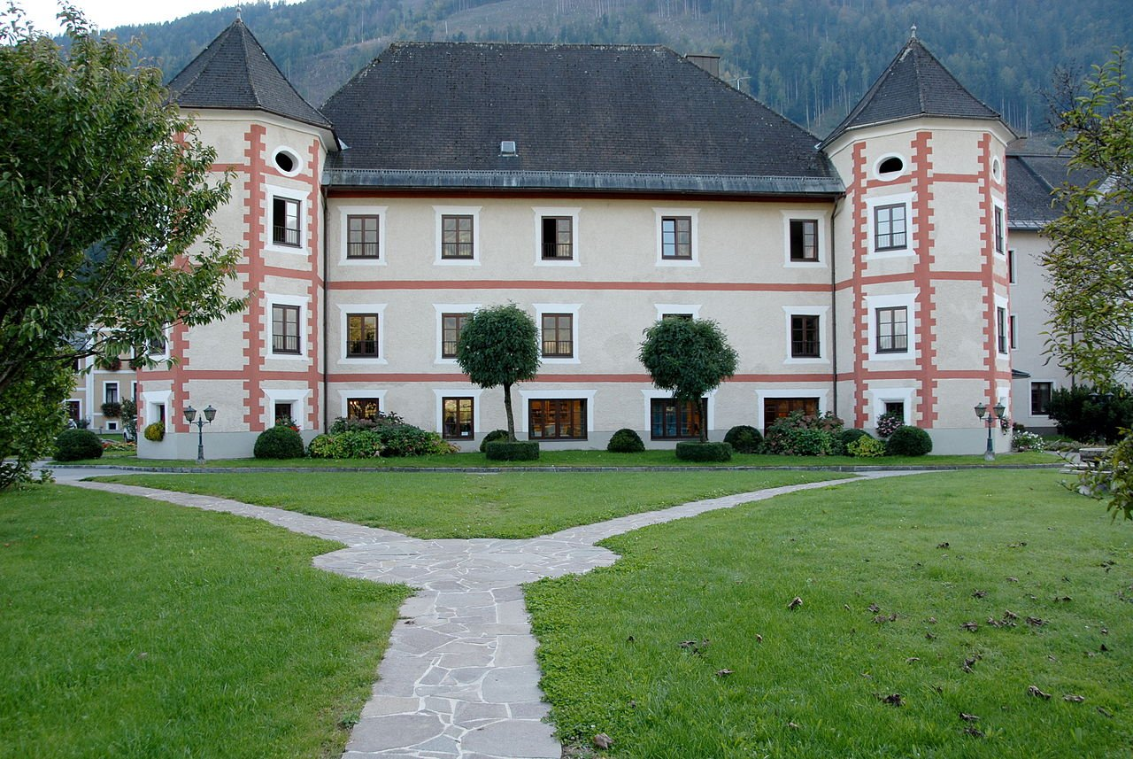 Фото Замок Драухофен. Австрия, Каринтия, Драухофен, 2