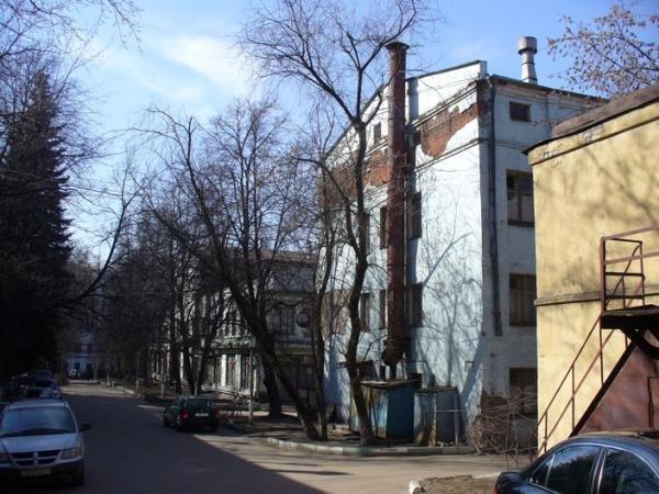 Фото  №2. Россия, город Москва, Южный административный округ, Варшавское шоссе, 56