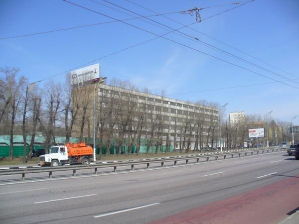 Фото  №5. Россия, город Москва, Южный административный округ, Варшавское шоссе, 56