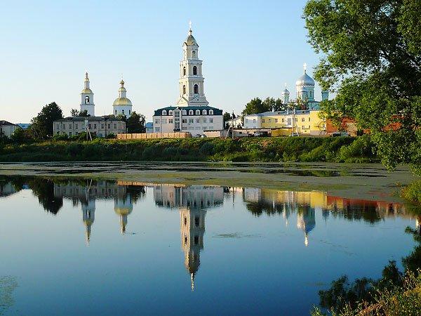 Свято-троицкий серафимо-дивеевский монастырь в селе дивеево имеет 7 фотографий от наших пользователей