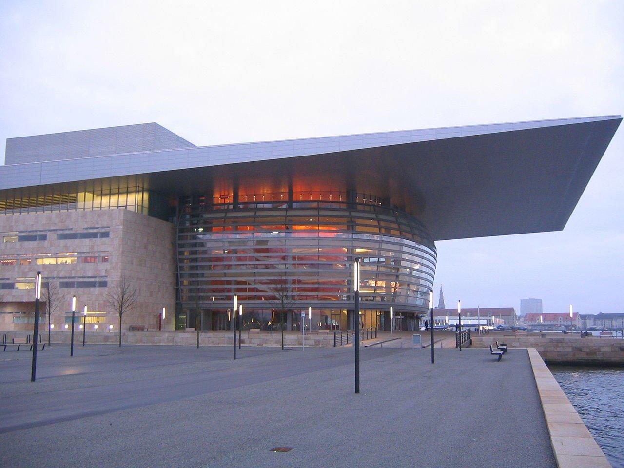 Copenhagen theatre