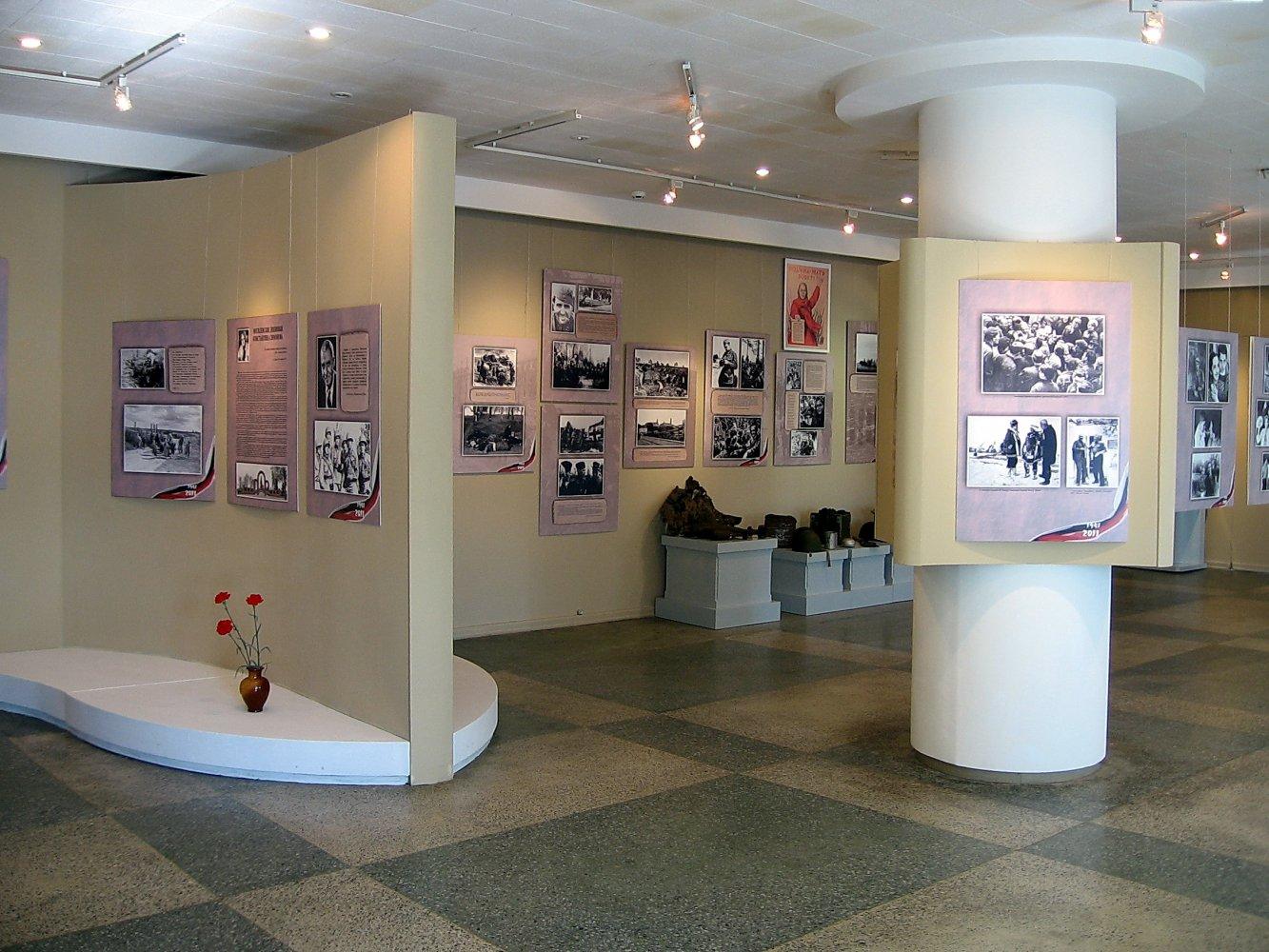 Фото Областной краеведческий музей. Беларусь, Могилёвская область, Могилёв, Советская площадь, 1