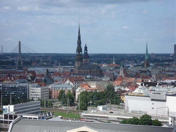 Фото  №3. Латвия, Rigas pilseta, Рига, Centra rajons, Sarlotes iela, 16