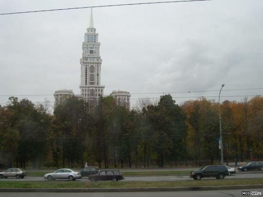 Фото  №1. Россия, город Москва, Чапаевский переулок, 3