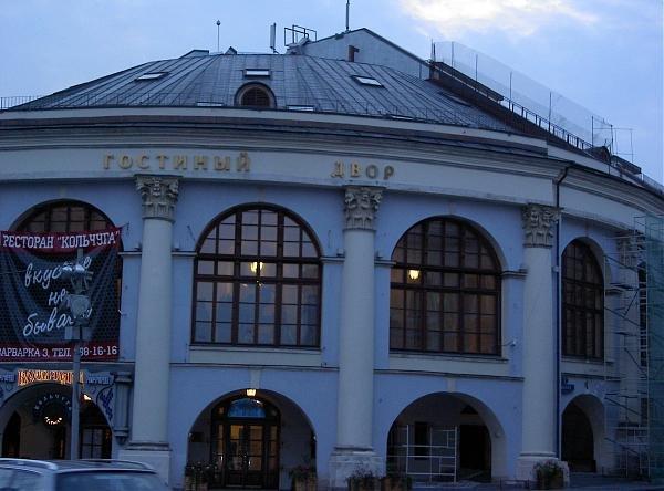 Гостиный двор москва выставки