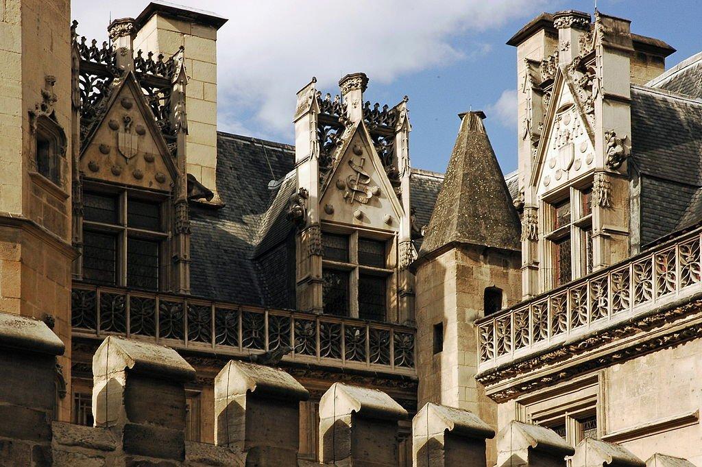 Фото Музей Клюни. Франция, Ile-de-France, Paris, Boulevard Saint-Germain, 73B