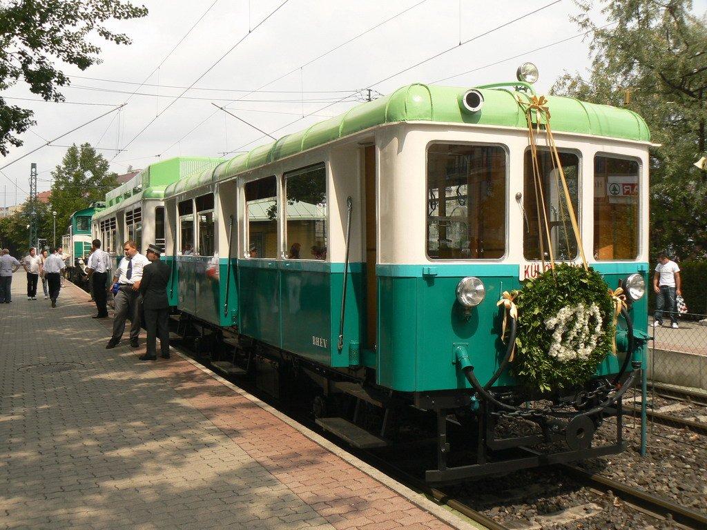 Фото Музей общественного транспорта. Венгрия, Пешт, Сентендре, Dozsa Gyorgy Way, 3