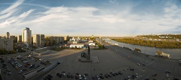 Фото  №1. Россия, Нижегородская область, город Нижний Новгород, улица Космонавта Комарова, 2