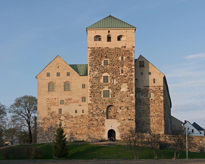 Фото Абоский замок. Финляндия, Турку, Linnankatu, 80