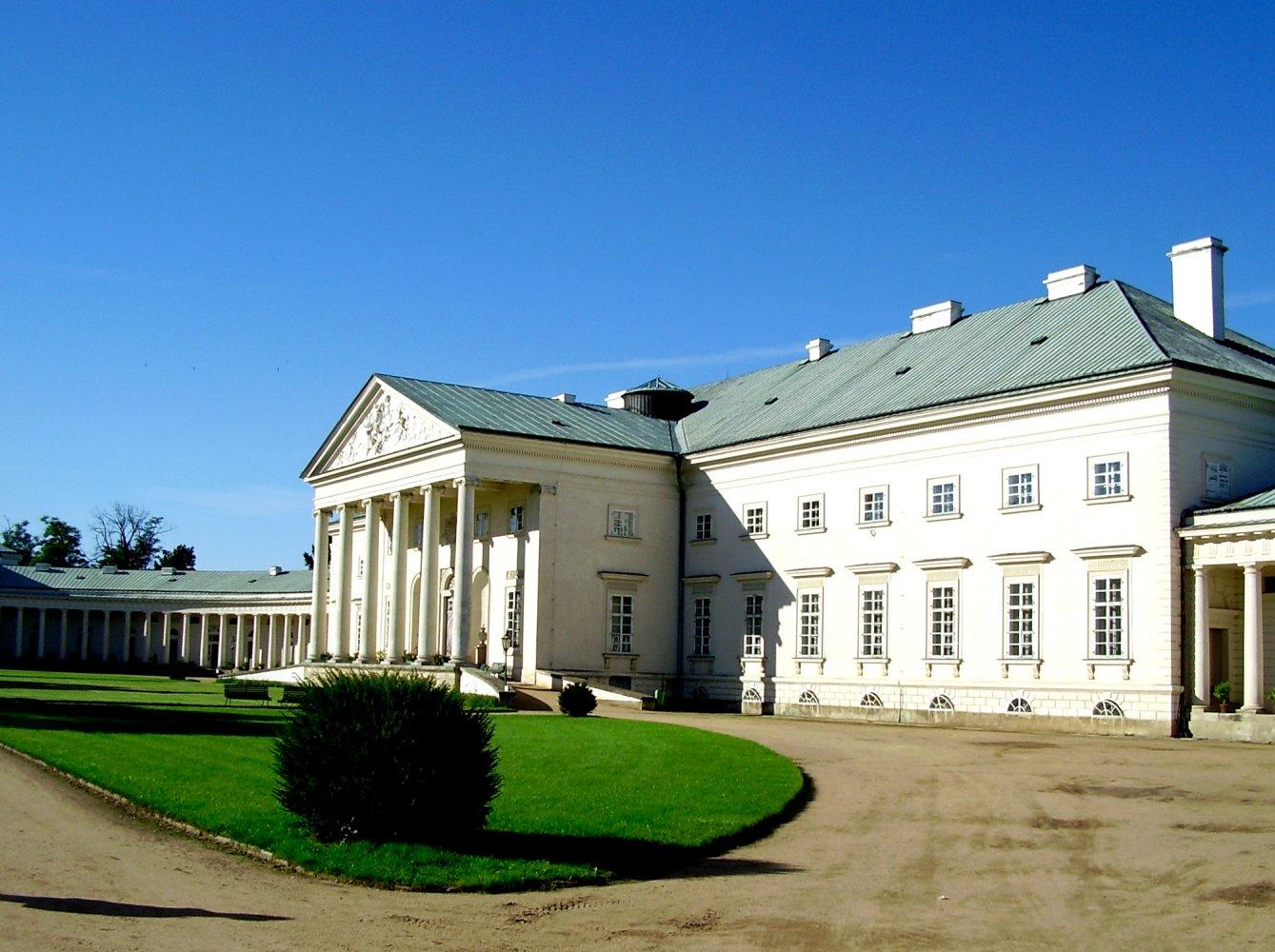 Фото Замок Качина. Чехия, Среднечешский край, Svaty Mikulas