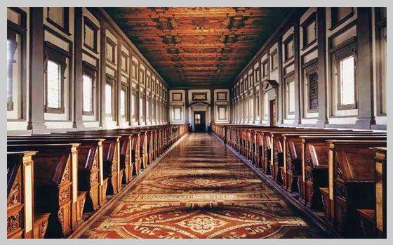 Фото Библиотека Лауренциана. Италия, Тоскана, Флоренция, Piazza San Lorenzo, 11R