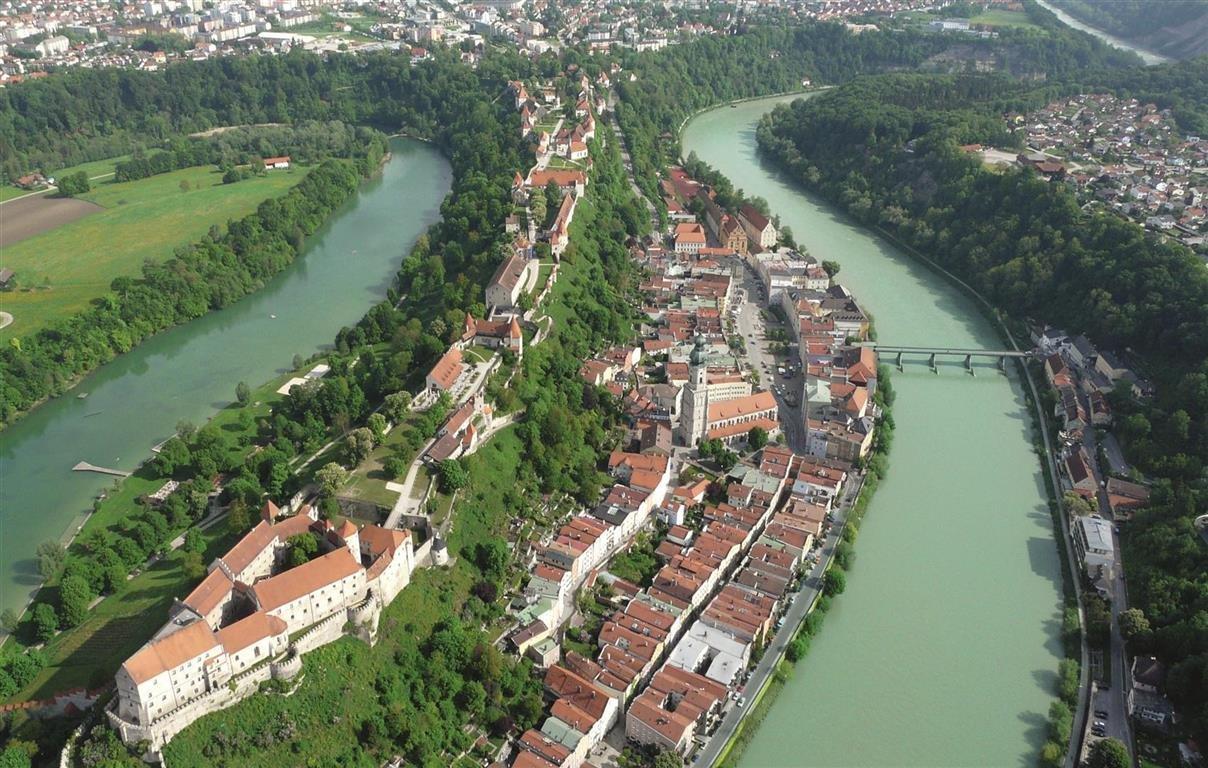 Фото Замок Бургхаузен. Германия, Бавария, Бургхаузен, Бург, 38