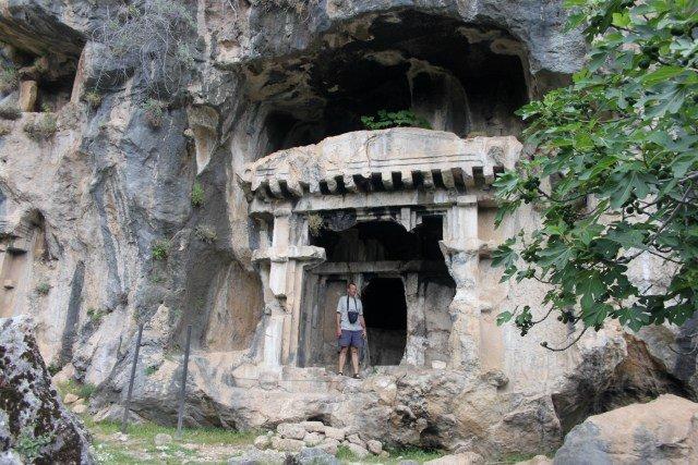 """Фото """"Гробница"""". Турция, Mugla, Esen, Golet Sokak"""