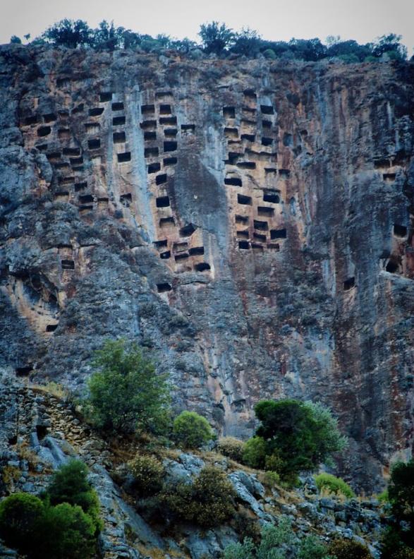Фото Скала. Турция, Mugla, Esen, Golet Sokak