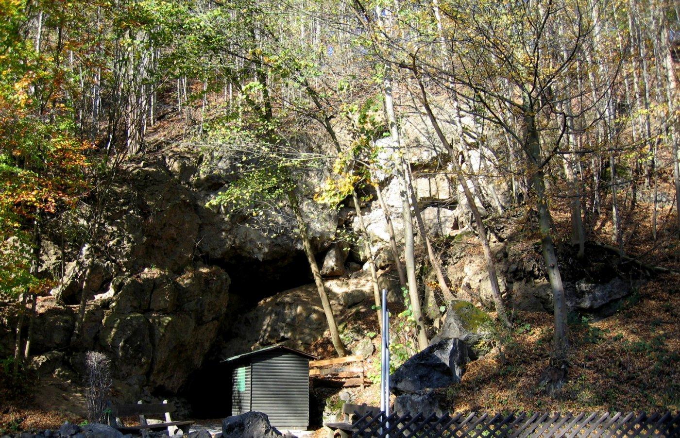 Фото Пещера Рекен. Германия, Nordrhein-Westfalen, Balve, B515