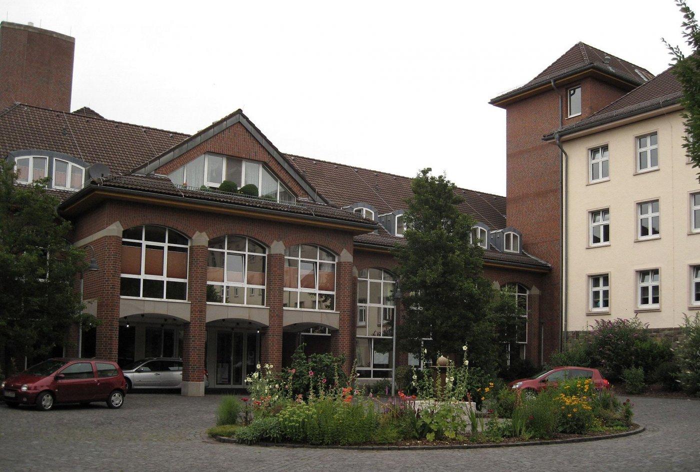 Фото Школа - интернат. Германия, Nordrhein-Westfalen, Iserlohn, Bismarckstrase, 15