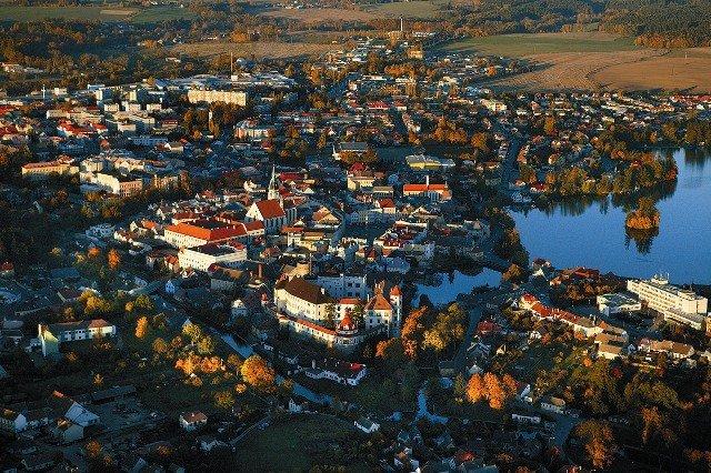 Фото Замок Йиндржихув Градец. Чехия, Южночешский край, Jindrichuv Hradec, Dobrovskeho
