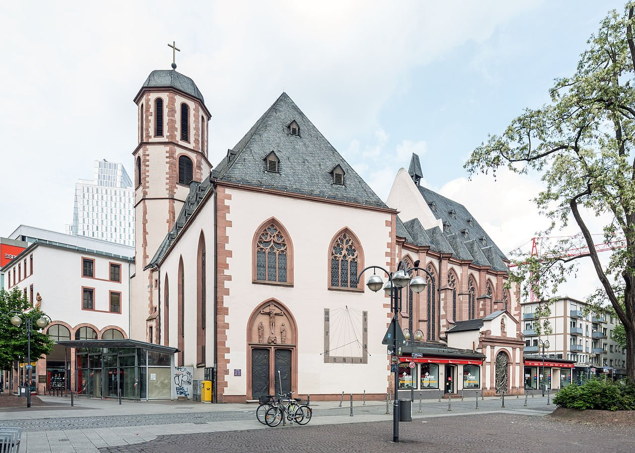 Leute treffen in Frankfurt am Main?