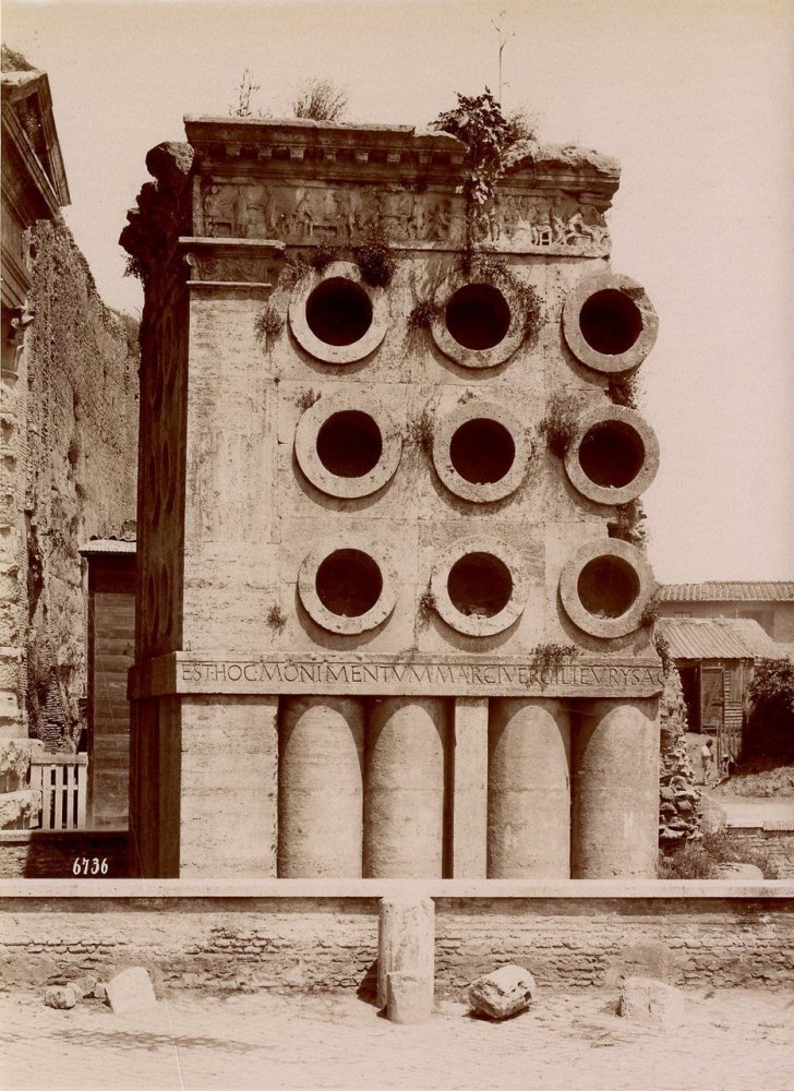 Фото Старое фото. Италия, Lazio, Roma, Piazzale Labicano, 7013