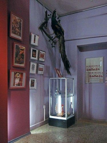 Фото Музей павлина. Россия, Московская область, Серпухов го, улица Горького, 5Б