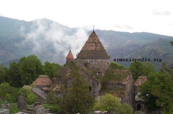 Фото  №1. Армения, Lori, Alaverdi, Mikoyan Street