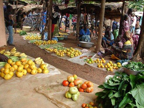 Фото Букомбе. Бенин, Atakora, Boukombe, Unnamed Road