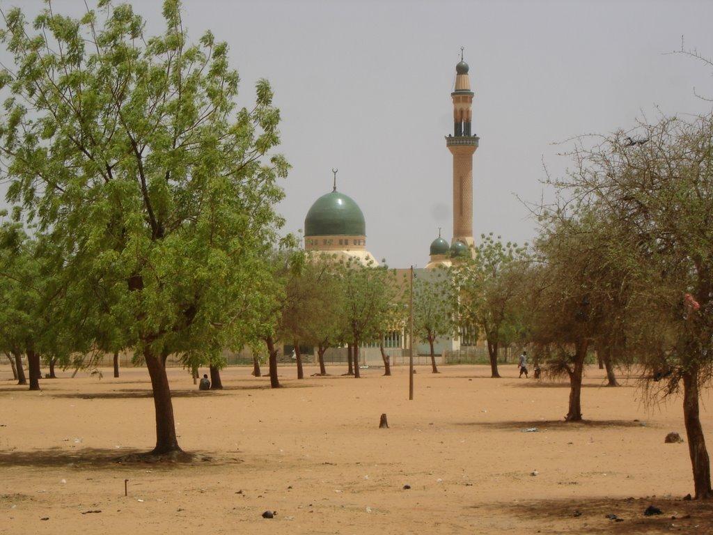 Фото Ниамей Мечеть. Нигер, Tillaberi, Niamey, N1