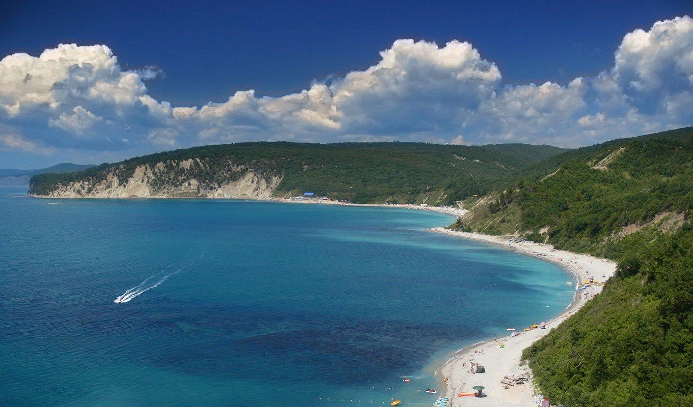 Джубга фото поселка и пляжа 2018 отзывы