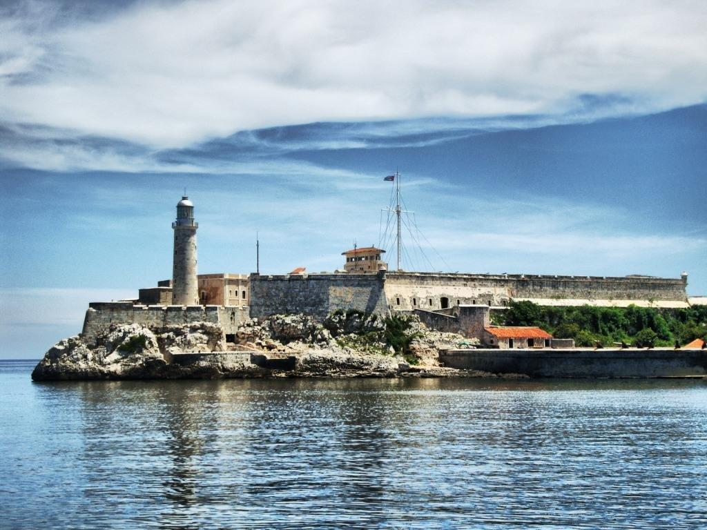 Фото Эль Моро. Куба, Гавана, CD