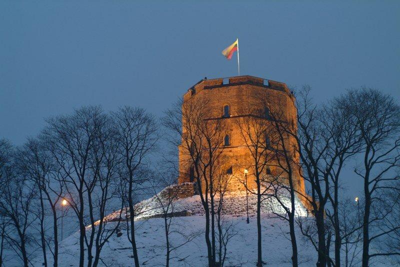 Фото Башня Гедимина. Литва, Вильнюсский уезд, Вильнюс, Arsenalo gatve, 5