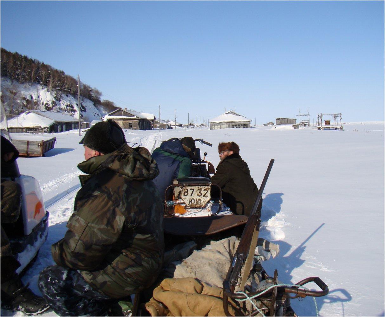 рыбалка в поселке рыбаки