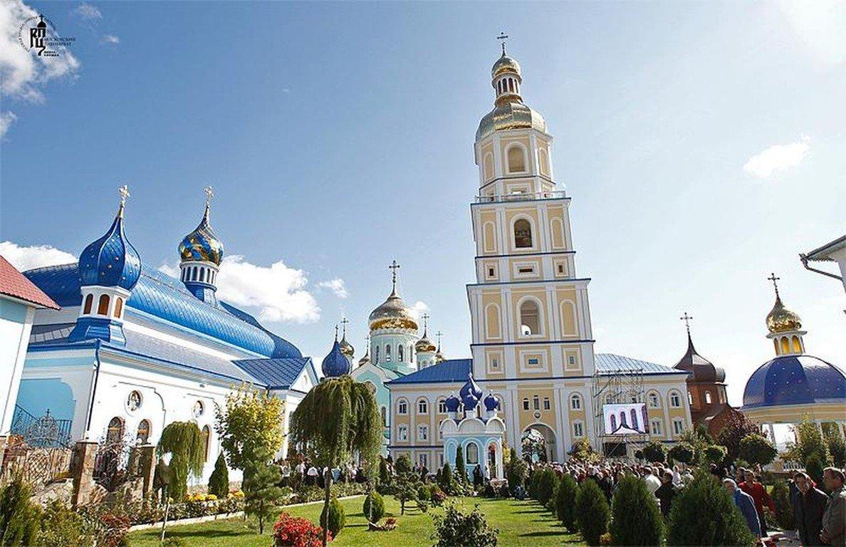 Резултат со слика за Свято-Вознесенский Банченский монастырь