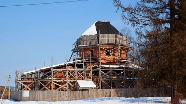 Фото Усадьба Храброво. Россия, Московская область, Храброво
