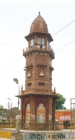 Фото  №5. Индия, Раджастхан, Чуру, Пратиба Нагар, Nirban Road