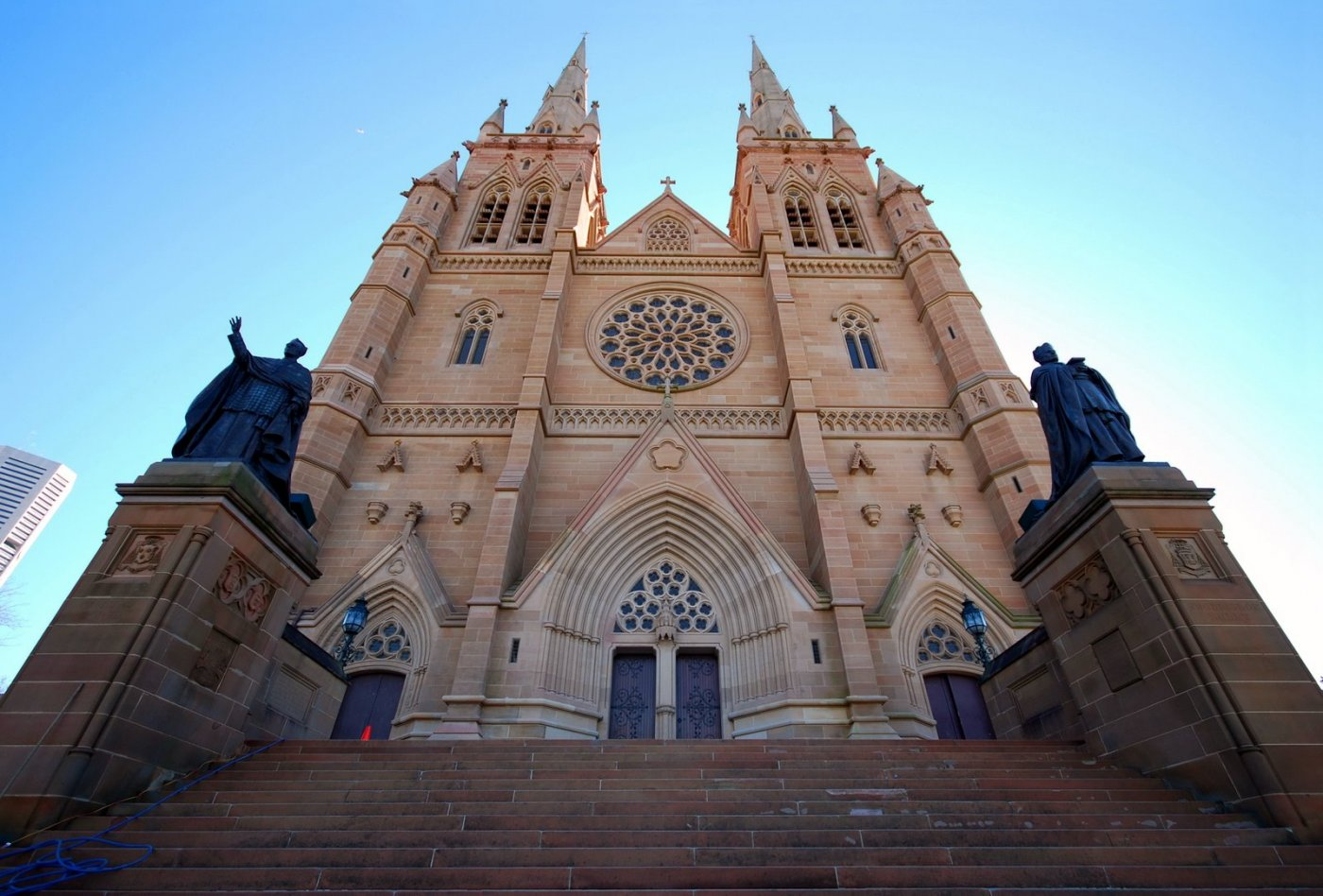 the catholic church in australia An amateur translation: a church to the glory of god - built under the title of st patrick - this auspicious stone was blessed and laid by - the rev'd j duhig dd archbishop of brisbane - on the 10th day of november 1918 - rdo p fouhy pastor.