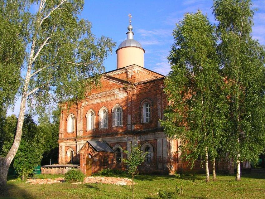 Фото Церковь Димитрия Солунского. Россия, Московская область, Яковлево