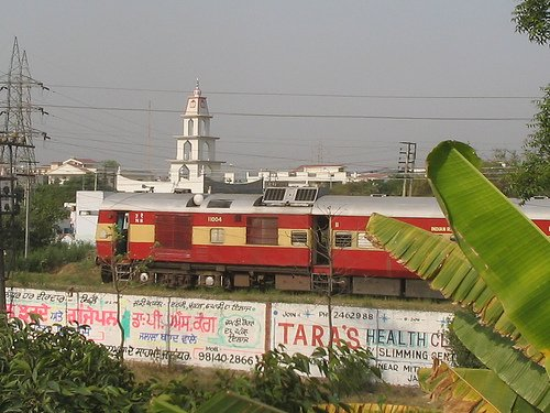 Фото  №2. Индия, Пенджаб, Джаландхар, Автар Нагар, Jalandhar-Nakodar Road