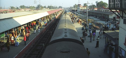 Фото  №3. Индия, Пенджаб, Джаландхар, Автар Нагар, Jalandhar-Nakodar Road