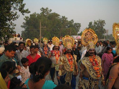 Фото  №5. Индия, Пенджаб, Джаландхар, Автар Нагар, Jalandhar-Nakodar Road