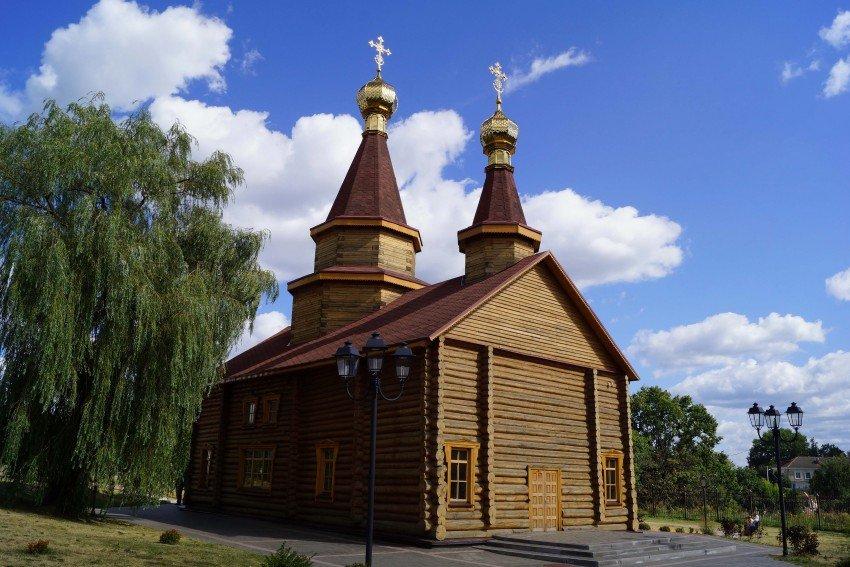 Фото Церковь Новомучеников Брянских. Россия, Брянская область, город Брянск, проспект Ленина, 57