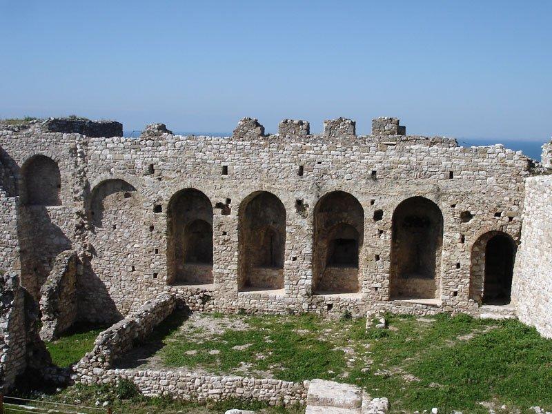 Фото амфитеатр. Греция, Patra, Sotiriadou, 14-16