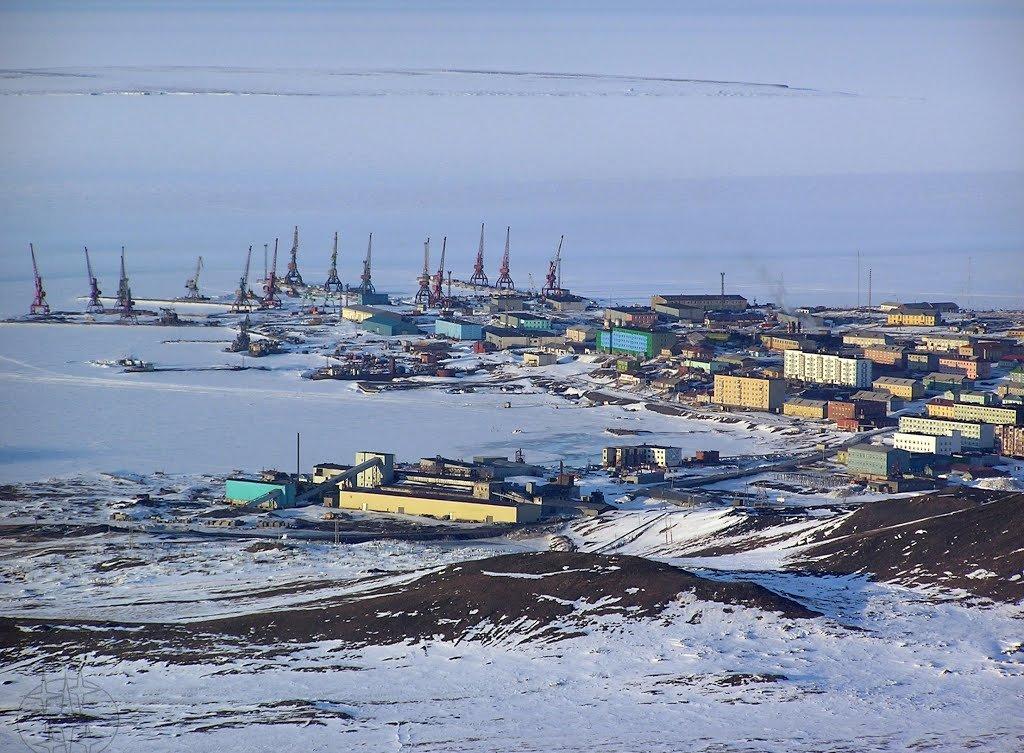 Фото Порт. Россия, Морская улица, 1