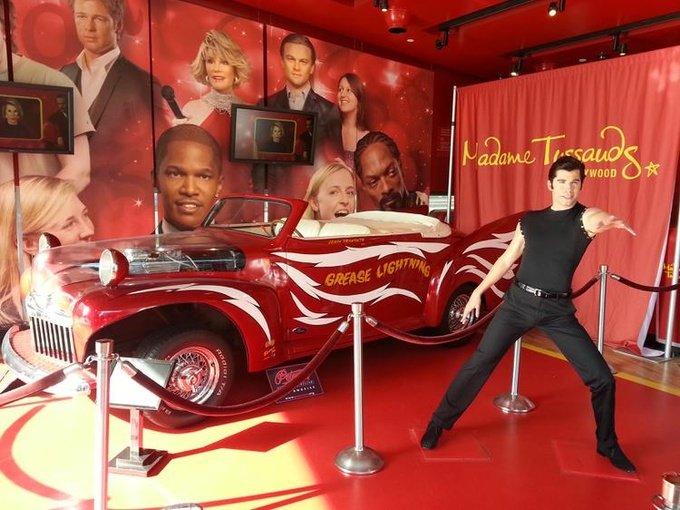 Фото музей. Соединенные Штаты Америки, California, Los Angeles, Hollywood Boulevard, 6931