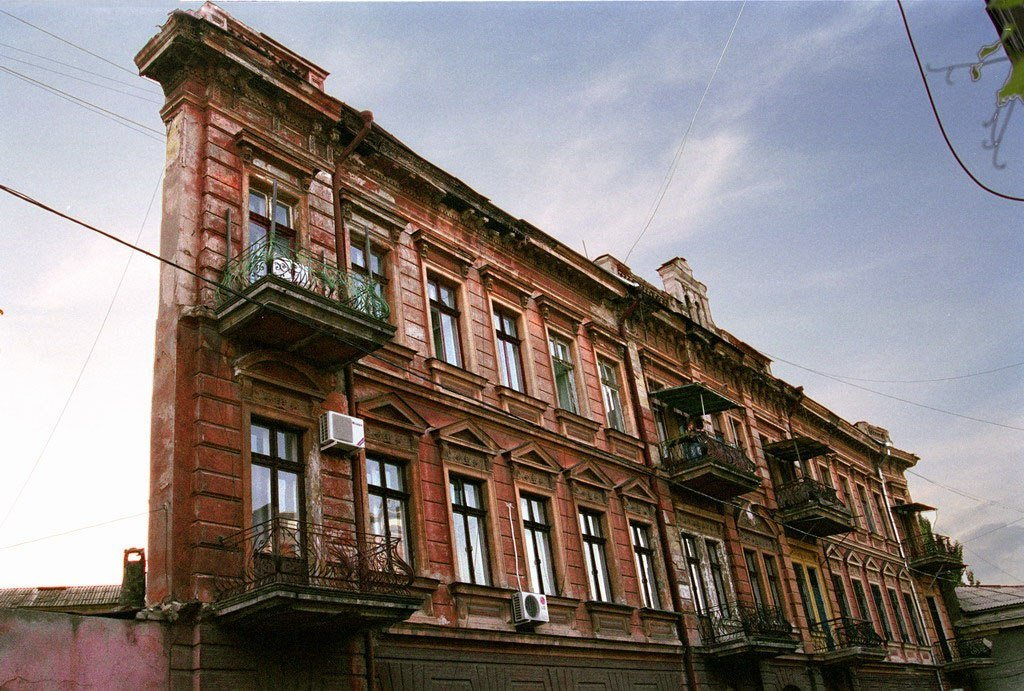 Фото Ведьмин дом. Украина, Одеська область, Одеса, Воронцовський провулок, 4