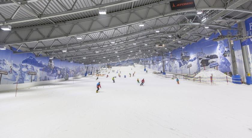 Фото Отель. Германия, Nordrhein-Westfalen, Neuss, An der Skihalle, 1