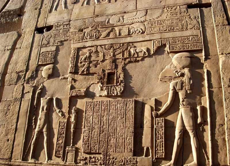 Храм Эдфу – Египет – Aswan Governorate – Место на карте eSosedi
