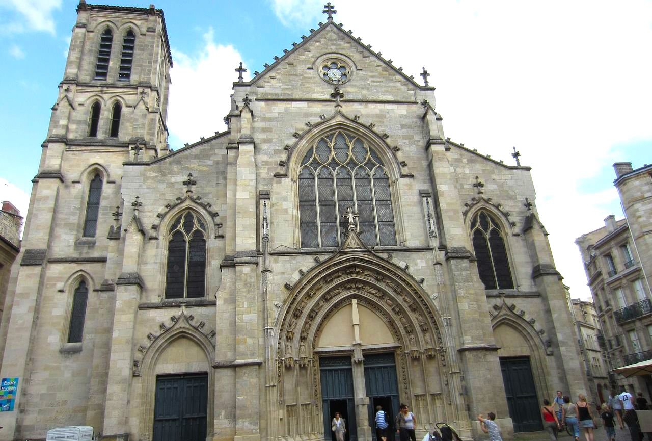 Фото Собор Святого Петра. Франция, Bordeaux, Rue de la Cour des Aides, 16-18